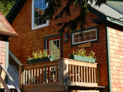 Photo for Cozy family and pet friendly home in North Conway Village