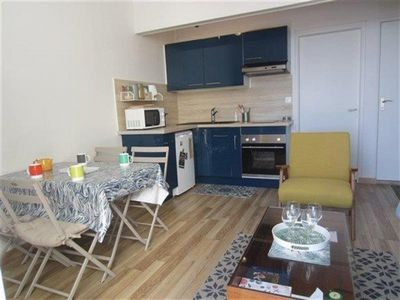 Photo for 1BR Apartment Vacation Rental in Saint-Georges-de-Didonne