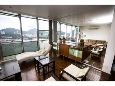 Photo for Botafogo 2608 - Spacious and with breathtaking views