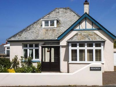 Photo for PENDEEN, family friendly, with a garden in Wadebridge, Ref 940575