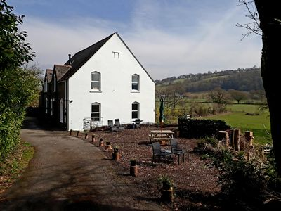 Woodlands is a 19th Century Vicarage