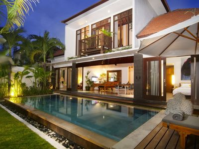 Photo for 3BR Villa Vacation Rental in Kerobokan, Bali