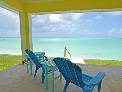 Step off your porch and onto the Beach! 1 Bed / 1 Bath Cottage in quiet location