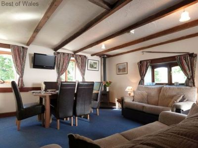 Photo for Vacation home Dyfine in Aberdovey - 6 persons, 3 bedrooms