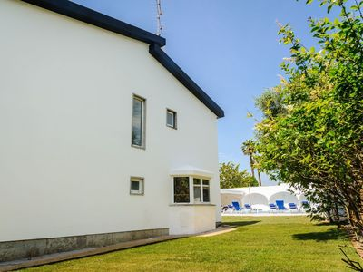 Photo for Wonderful private villa for 11 people with A/C, private pool, hot tub, WIFI and TV
