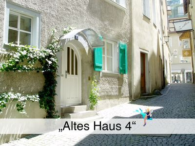 Photo for Duplex with 3 bedrooms, in the old building with roof terrace on the island of Lindau.