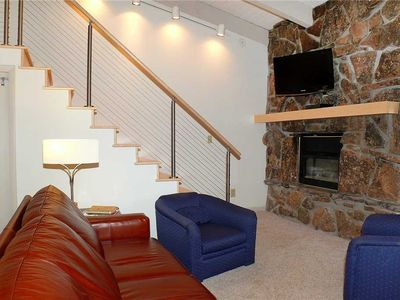 Photo for SE062 by Mountain Resorts ~ Top Floor Condo with Private Balcony!