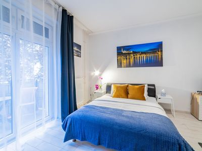 Photo for Del Mar Apartment with terrace on top of Budapest city center