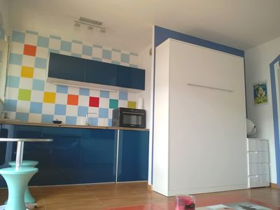 Photo for DEAUVILLE 4 PEOPLE POSSIBLE / SOUTH TERRACE 12M²