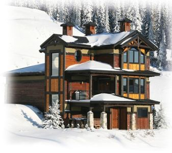 Photo for 3BR Chalet Vacation Rental in Big White, BC