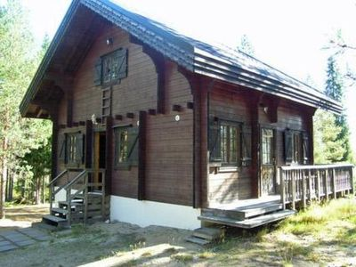 Photo for Vacation home Alppimaja in Kauhajoki - 10 persons, 3 bedrooms