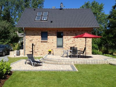 Photo for Attractive holiday home near the lake
