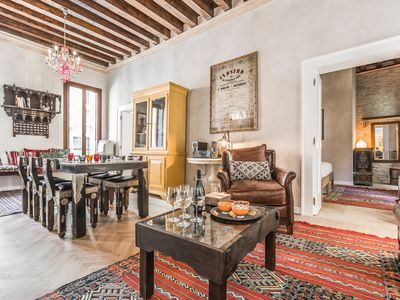 Photo for Ca' Via della Seta Charming Apartment