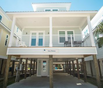 Photo for Easy Breezy|East Point Cottages|13 cottages|Gulf Shores|Across the street from the beach |Pool