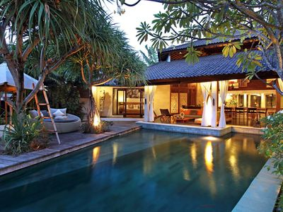 Photo for Shantika, Luxury 3 Bedroom Villa, Central Seminyak
