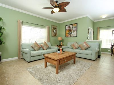 Photo for Paradise Palms Resort - Town House 5BR/4BA - Sleeps 10 - Gold - RPP557
