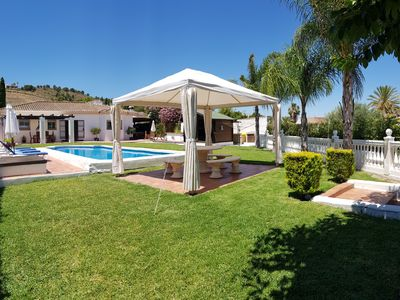 Photo for 5 STAR Casa de Marbilla new to Owners Direct, but well established holiday Villa