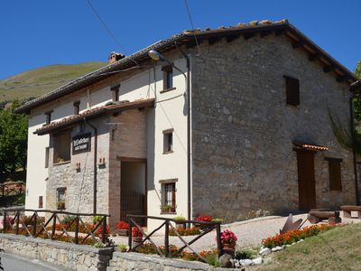 Photo for Cottage in the Sibillini National Park