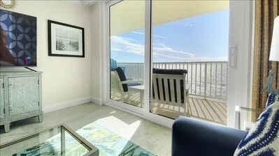 Photo for New Property, Beachfront Retreat in Beautiful Indian Shores!