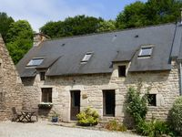 A stunning stone cottage in the middle of beautiful, peaceful surroundings.