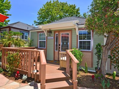 Photo for Beacons Cottage at Villagio Carlsbad Cottages – 1 of 7 homes steps to beach