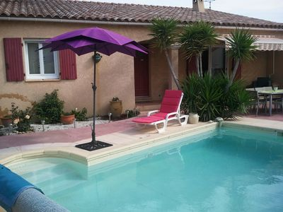 Photo for VILLA WITH SWIMMING POOL CLOSE TO CITY CENTER