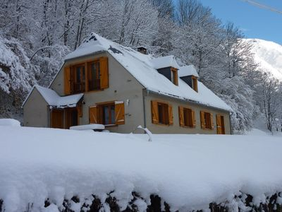 Photo for Chalet - house at Aragnouet (Pyrenees), at 1300m, 15 pers, Piau Engaly