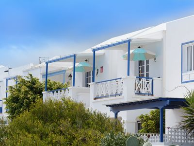 Photo for Charming Apartment Close to Beach with Balcony, Wi-Fi & Gorgeous Views