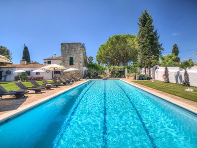 Photo for CHARMING VILLA in Sant Pere de Ribes with Pool & Wifi. **Up to $-3060 USD off - limited time** We respond 24/7