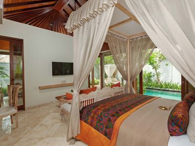 Photo for 1BR Villa Vacation Rental in Sukawati, Gianyar, Bali