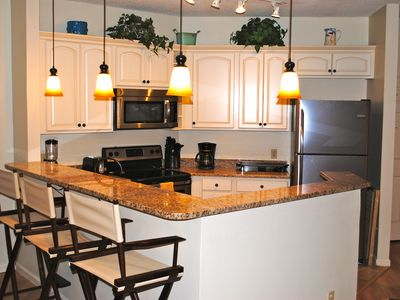 Photo for Recently Renovated-Short walk to beach! 3 Pools!