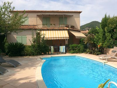 Photo for Villa & pool / garden 400 m² / 3 bedrooms / near beaches / 3 star tourism