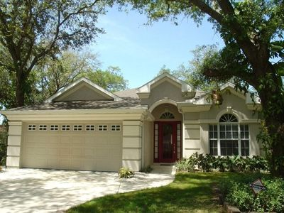 Photo for Executive pool / jacussi home,Great Location near Siesta Key Beach.