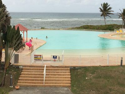 Photo for 1BR Apartment Vacation Rental in SAINT FRANCOIS, Guadeloupe