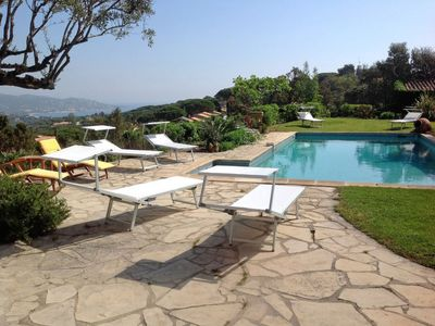 Photo for Vacation home La Canopée in Sainte Maxime - 8 persons, 4 bedrooms