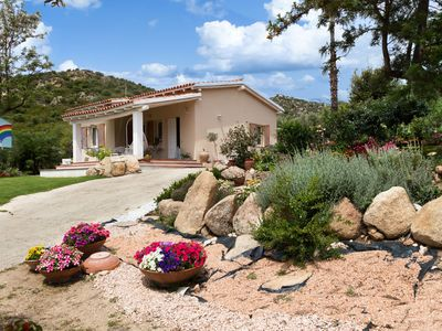 Photo for Holiday Home with Garden with Sea View, Wi-Fi & Air Conditioning; Parking Available