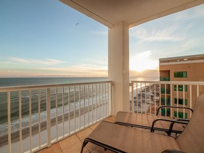 Luxurious 16th floor 3bd 3bth Corner Gulf Front
