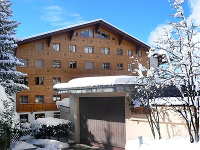 Photo for Apartment Mondzeu B244  in Verbier, Valais - 4 persons, 2 bedrooms