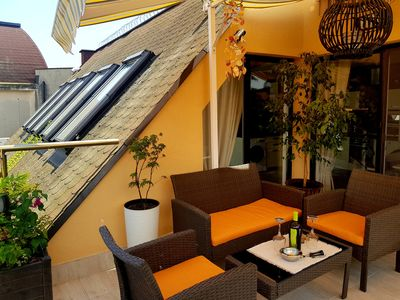 Photo for OPEN SPACE FLAT IN THE SUPER CENTER OF BURGAS