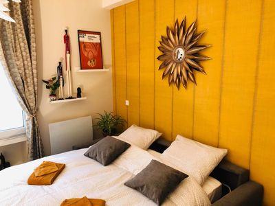 Photo for 1BR Apartment Vacation Rental in Montpellier, Occitanie