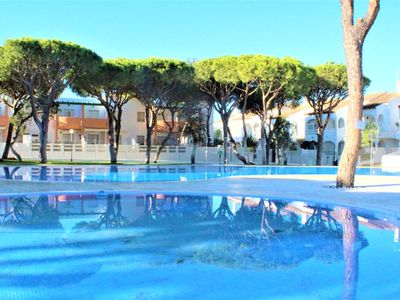 Photo for Townhouse at 600 meters from the beach of La Barrosa with POOL. SanctiPetri.