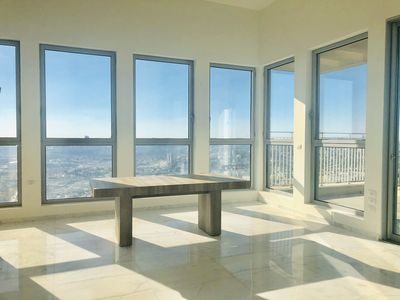 Top Luxury Highest Point View Panoramic Penthouse 4BR 3BA Private Pool & Rooftop