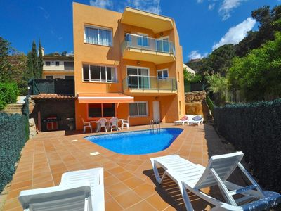 Photo for Holiday house Lloret de Mar for 11 persons with 5 bedrooms - Holiday house