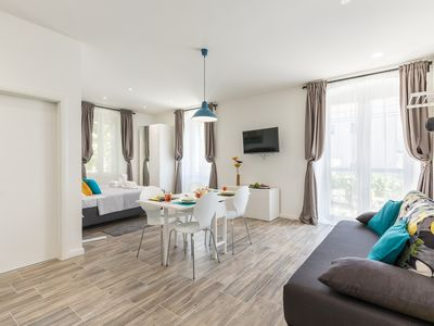 Photo for SeaBedStudio-Near BEACH- Parking-walking distance from old town
