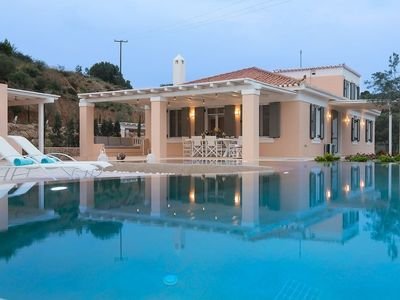 Photo for Vacation home Villa Apolonas in Porto Heli - 8 persons, 5 bedrooms