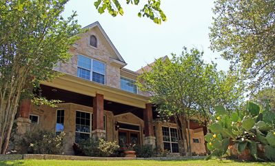 """Photo for """"Rudy's Nest""""   2-acre Hill Country Home Between Dripping Springs and Austin, TX"""