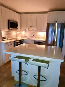 Photo for Waterfront Ocean Reef Condo Just Renovated