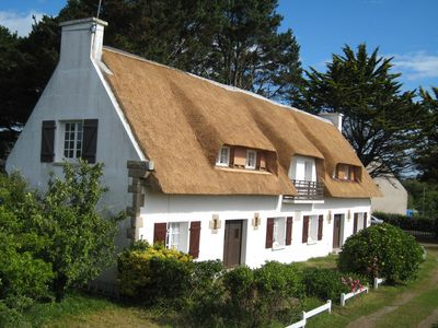 Photo for 2BR House Vacation Rental in GUILVINEC, Bretagne