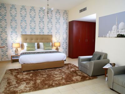 Photo for Dubai Short Stay with elegant design and Marina view