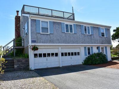 Photo for Old Wharf 107-Oceanfront three bedroom-incredible views from roof top deck